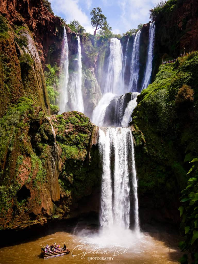 Ouzoud Waterfalls Morocco - les cascades d'ouzoud - best places to visit in Morocco - Journal of Nomads