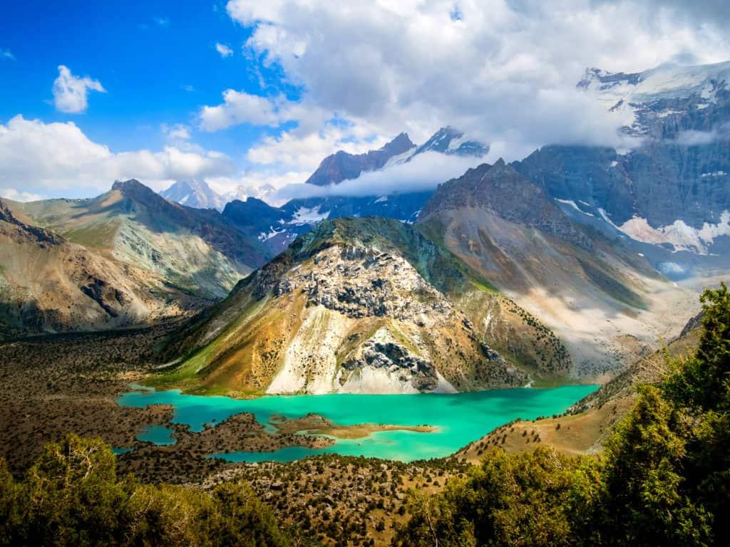 Tajikistan Travel - Traveling in Tajikistan - Journal of Nomads