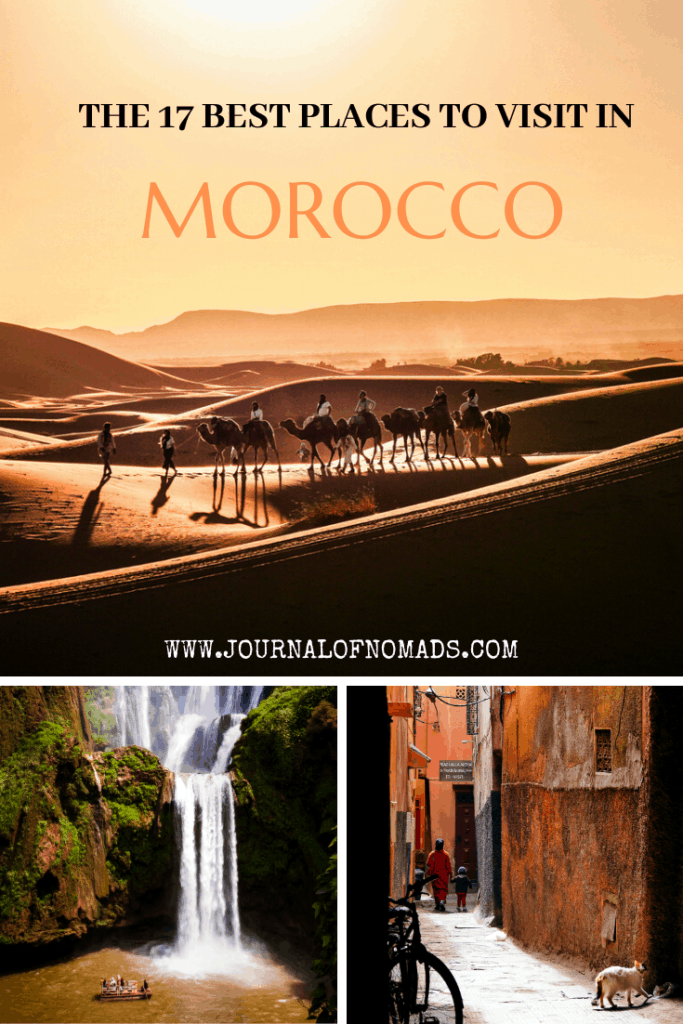 Morocco Travel - The best places to visit in Morocco - Journal of Nomads