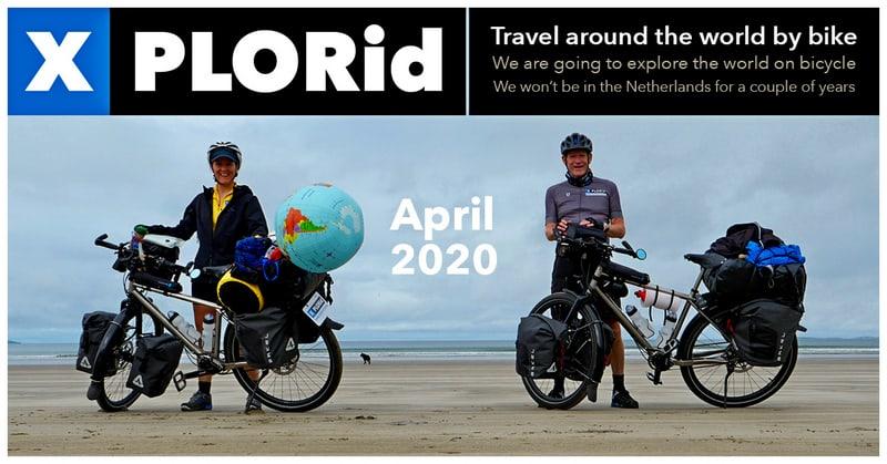 Cycling around the world - XPLORid