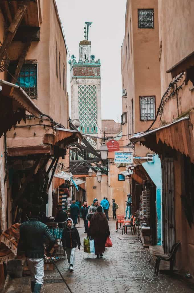 Best cities to visit in Morocco - Fez