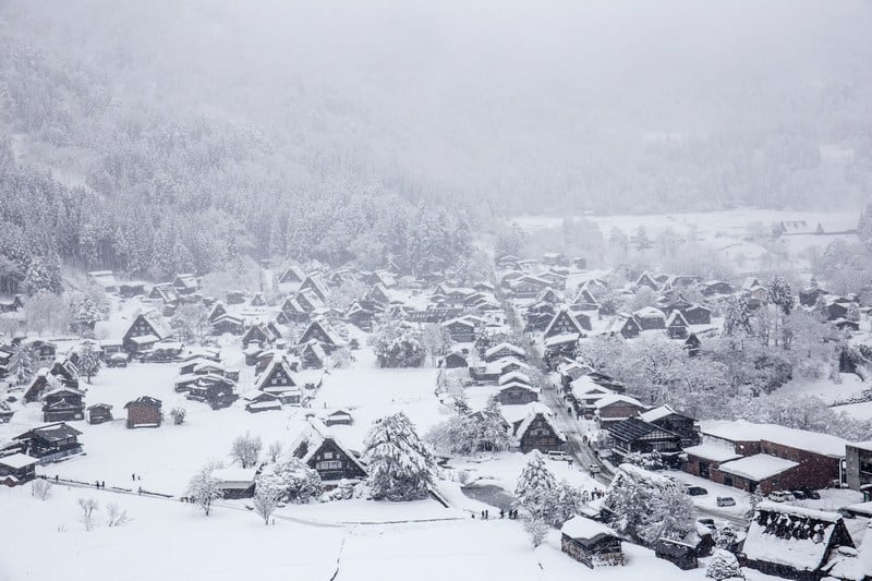 Is Japan a good ski destination?