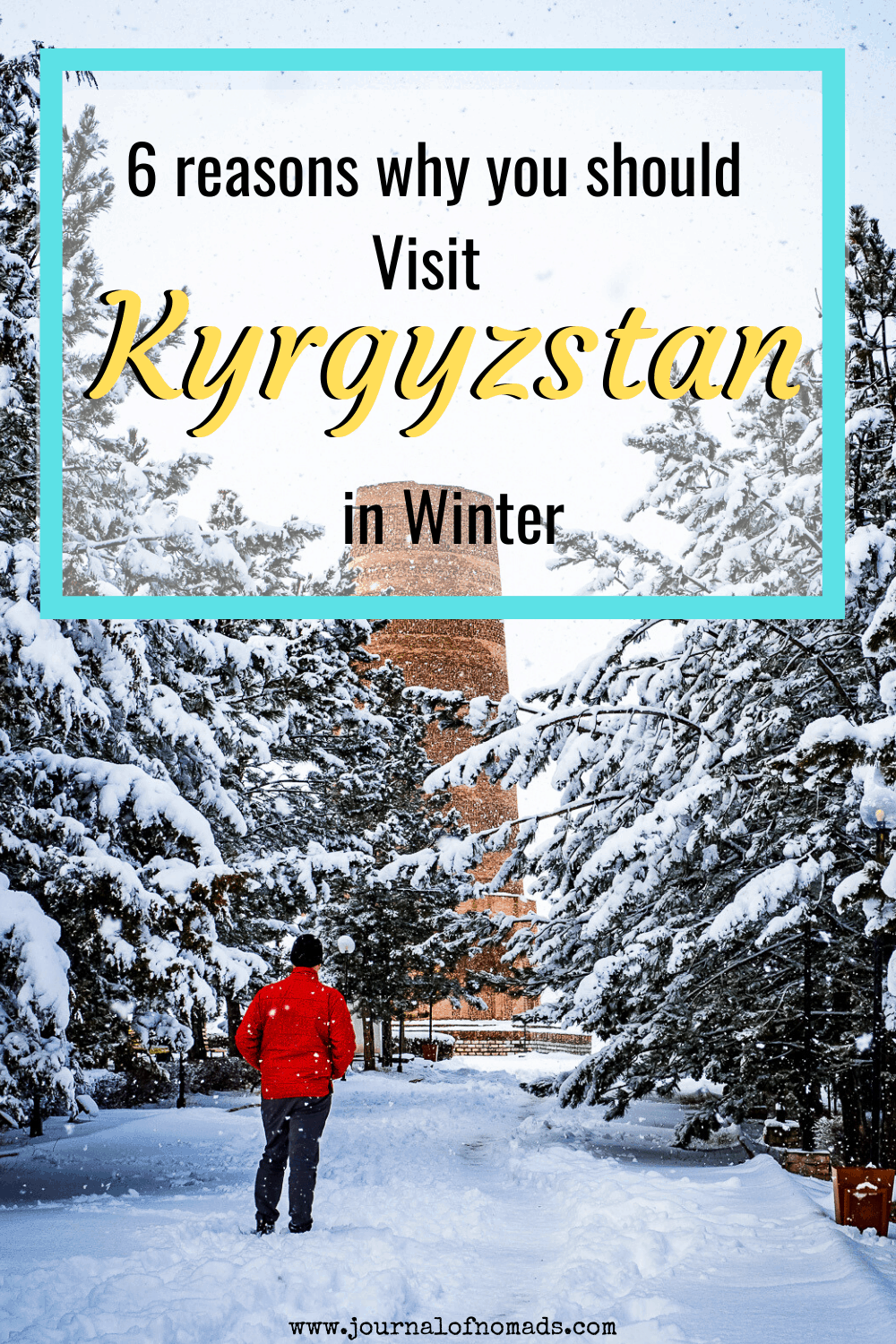 reasons why you should visit Kyrgyzstan in winter