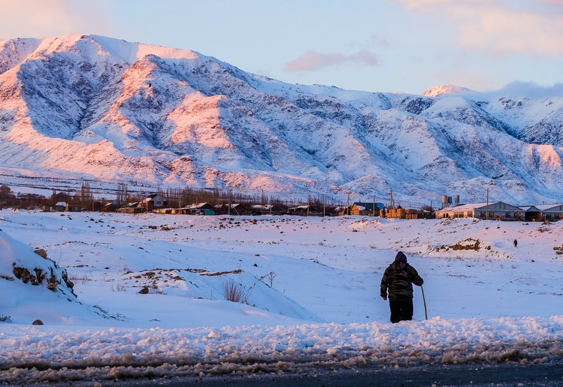 should you visit Kyrgyzstan in winter