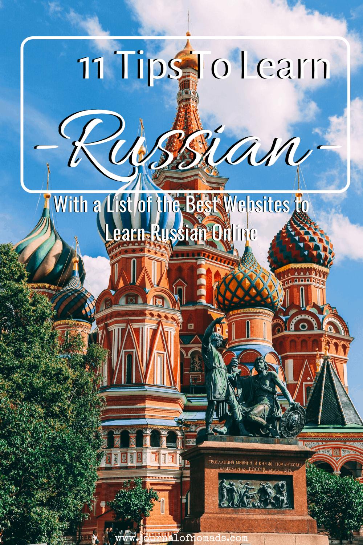 Study Russian online