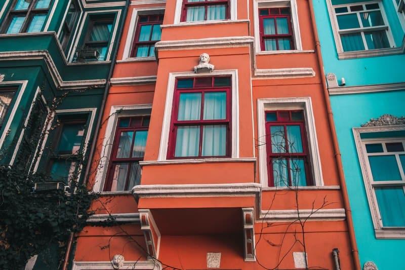 quiet neighborhoods in Istanbul