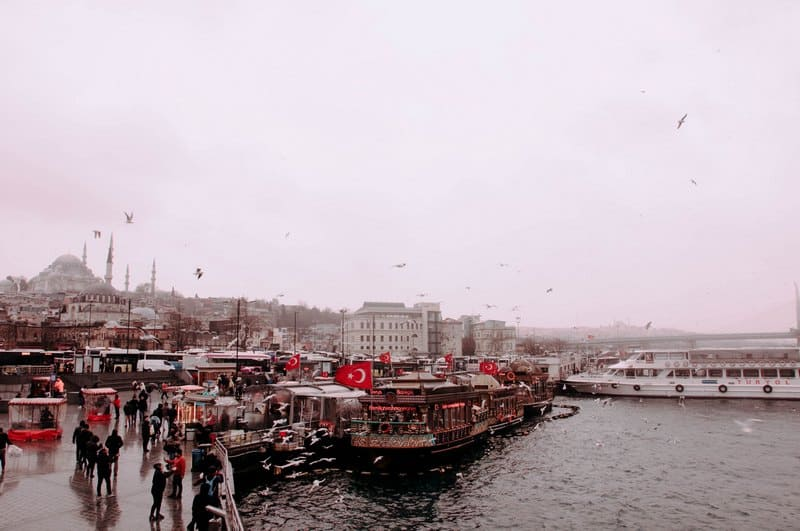 best neighborhoods to stay in Istanbul